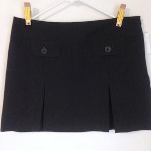NWT Old Navy Black Mini Skirt Size 12